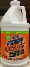 LA's Totally Awesome Orange Cleaner ~ Degreaser & Spot Remover ~ 64 Ounce Refill