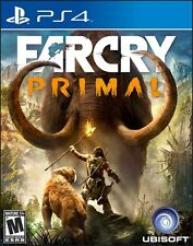 Far Cry Primal PS4 Game BRAND NEW (English, Portuguese, Spanish, French)
