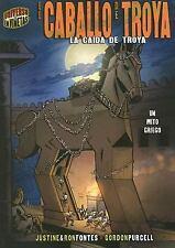 El Caballo de Troya: La Caida de Troya: Un Mito Griego Mitos Y Leyendas En Vine