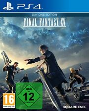 Final Fantasy 15 XV Day One-ps4 PlayStation 4-OVP-entrega inmediata