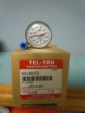 TEL-TRU AD44R Pocket Test Thermometer, 1-3/8 inch dial
