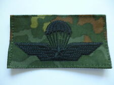 GERMAN ARMY ITALIAN PARACHUTE QUALIFICATION WINGS.