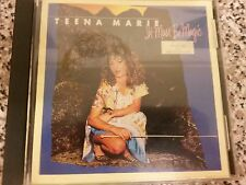 teena marie it must be magic  CD