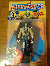 GALOOB ULTRAFORCE #6 GHOUL ULTRA HERO ACTION FIGURE NIP 1995