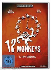 12 Monkeys (NEU/OVP/Inkl.Versand) Bruce Willis, Brad Pitt von Terry Gilliam