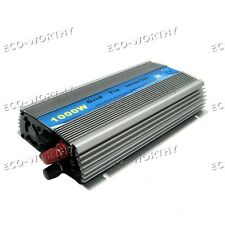 1KW DC12V-AC110V Grid Tie Inverter For Home Solar Panel System MPPT Function