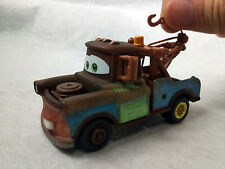 Mattel Disney Pixar Cars Precision Mater with working tow hook 1/55 Diecast
