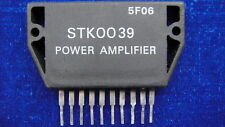 2-piece, CONVERGENCE Amplifier Power STK0039 SANYO