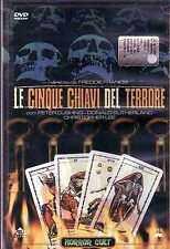 Le cinque chiavi del terrore (1965) DVD Edizione Introvabile Rarissima
