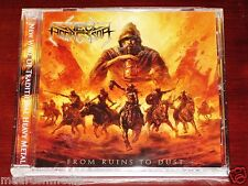 Steel Aggressor: From Ruins To Dust CD 2011 Stormspell Limited Edn SSR-DL63 NEW