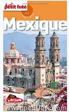 Carte touristique Guide voyage Petit Futé MEXIQUE 2013 NEUF 1