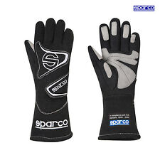 Sparco Race Gloves FLASH L-3 black (with FIA homologation) - Genuine - 10