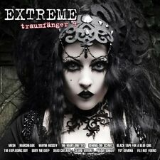 EXTREME TRAUMFÄNGER VOLUME 9  CD BLACK TAPE FOR A BLUE GIRL FILE NOT FOUND NEU
