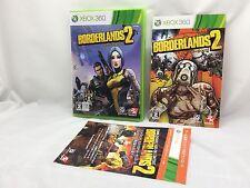 Microsoft Xbox360 (Japan Ver.) Borderlands 2 TrackingNumber from Japan