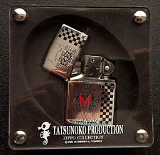 Zippo Tatsunoko Production 40th Anniversary 2002 Speed Racer Lighter 029/100