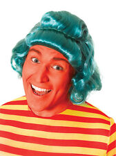 UMPA LUMPA OOMPA LOOMPA Green Wig Chocolate Fancy Dress