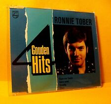 MAXI Single CD Ronnie Tober 4 Gouden Hits 4 TR RARE Chanson Ballad Pop