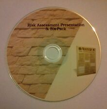 Risk Assessment Presentation and the 'Six Pack'