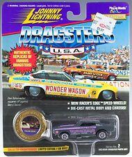 Johnny Lightning Dragsters USA Trojan Horse  Series #2 MOC 1996