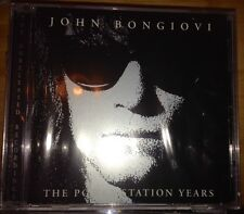 John Bongiovi The Power Station Years 1980-1983 (CD 1999) Jon Bon Jovi *SEALED