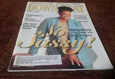 Down Beat Magazine Dianne Reeves June 2001 NM Jazz music Blues