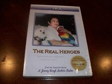 The Real Heroes A Journey Through Aesthetic Realms by Ching Hai (DVD 2005) NEW