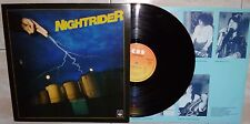 NIGHTRIDER CBS FRANCE 1979 Trust,Excess,Vulcain,Sortilege,H-Bomb,Demon,ADX