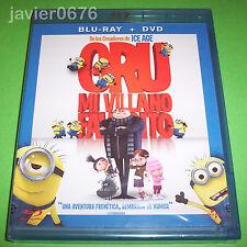 GRU MI VILLANO FAVORITO BLU-RAY + DVD NUEVO Y PRECINTADO