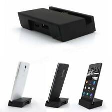 New Arrival!! Micro USB To TYPE C Stand Dock Charger For One Plus Two - BLACK