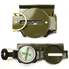 2016 New Style Outback MILITARY LENSATIC Ranger Compass with Ruler Army Green