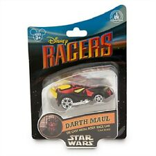 Disney Parks Store Exclusive Darth Maul Die Cast Disney Racers - Star Wars