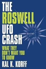 The Roswell Ufo Crash: What They Don't Want You to Know