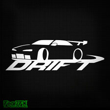 Drift Jdm coche decal sticker euro Japón coche Vtec Celica Vw Mazda Focus Mg Fiesta