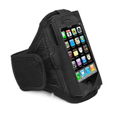 iPhone 4 4S Strong ArmBand Case Cover For SPORTS GYM BIKE CYCLE JOGGING, Smooth