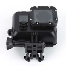 Black Skeleton Protective Housing Case Side Open With lens for Gopro Hero 3 DH