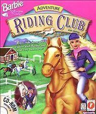 Barbie Riding Club CD-ROM (PC, 1998)