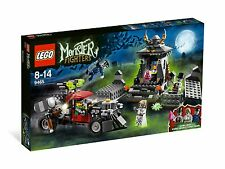 Rare lego 9465 Monster Fighters with Extra Minifigs