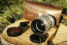 Jupiter 6 Very rare USSR 1953y 2.8/180mm s/n:000253 Olympic Carl Zeiss Sonnar