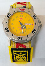 Gul Force Velcro Strap Wrist Watch Surf Skate Water Resistant