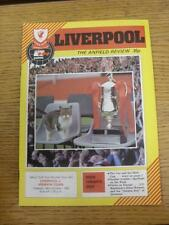 26/10/1982 Liverpool v Ipswich Town [Football League Cup] . Item in very good co
