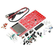 DIY DSO138 Digital Oscilloscope Kit Electronic Learning Kit Module Part 12Bit