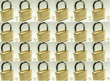 Lock, Brass, Master, Combination #175 (Lot 24) 4 Dial Resettable High Security