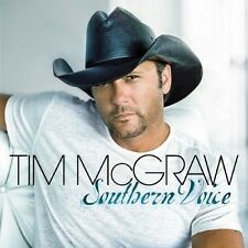 Southern Voice - Tim Mcgraw (2009, CD NEUF)