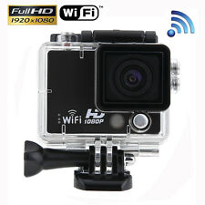 "2.0"" Full HD 1080P Pro Cam WiFi Sports Action Camera 12MP Videocamera Casco DVR"