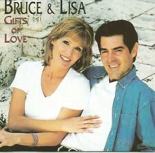 Gifts of Love by Bruce & Lisa CD 2002 Level Green pop vocal jazz easy smooth