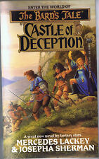 The Bard's Tale: Castle of Deception (1995, Paperback, 2nd Printing, Baen)