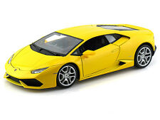 Bburago Lamborghini Huracan LP 610-4 1:18 scale diecast model Car Yellow B54