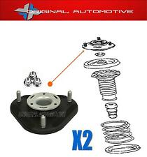 FITS TOYOTA AVENSIS ADT27 2009> FRONT SHOCK ABSORBER TOP STRUT MOUNTINGS 2PCES