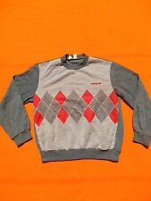 ADIDAS SweatShirt Made in France Ventex True Vintage 80s Trefoil Old School