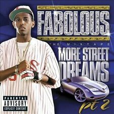 More Street Dreams Pt 2 by Fabolous CD 2003 Parental Advisory Explicit Content